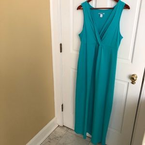 Maternity Turquoise Maxi from ON
